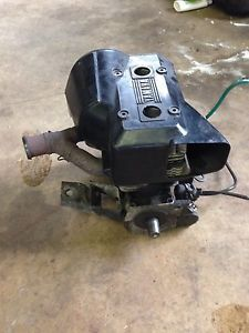 Yamaha SS440 Motor Engine SS 440 Snowmobile Exciter Enticer 340 540