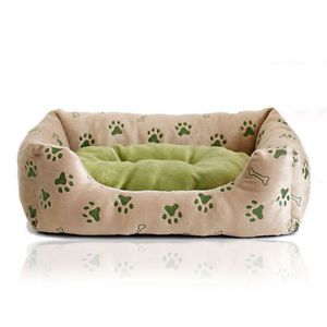 Pet Bed with Cute Claw for Poodle or Pome Dog Kennel Pet Dog Puppy Cat Kennel