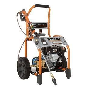 Ridgid 3 300 PSI 3 GPM Gas Pressure Washer with Subaru Engine New