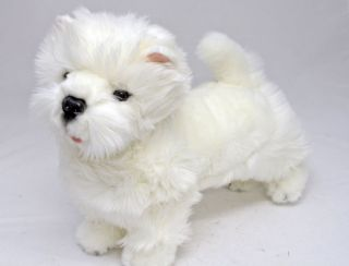 West Highland Terrier Dog Soft Stuffed Plush Toy New