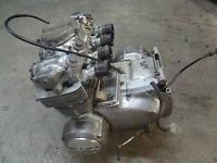 76 Honda CB550 CB 550 550 Four Engine Motor Parts Only