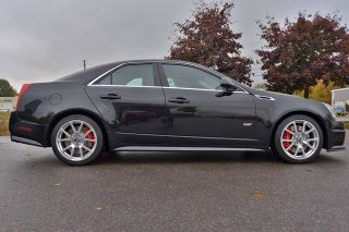 2013 Cadillac cts V Sedan rwd 6 2L V8 TURBOCHARGED Engine 556 Horse PWR 10 Bose