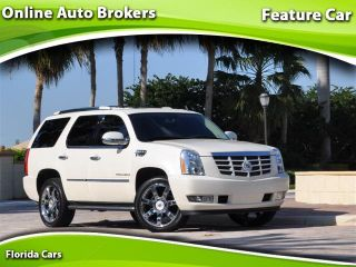 Cadillac Escalade Ultra Luxury