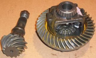 1996 Chevy Blazer Jimmy Front Differential Carrier 3 50 Gear
