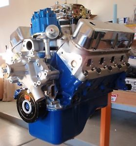 Ford 427 Windsor 560 Horse Stroker Crate Engine Pro Built New 302 351 408