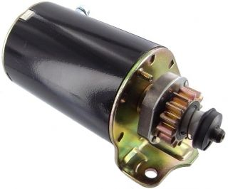 New Starter Motor for Briggs Stratton 16 18HP Engines