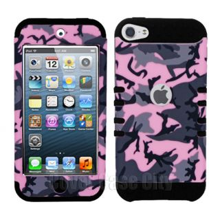 Pink Camo iPod Touch Case