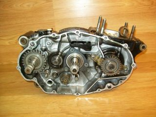 1975 Yamaha MX250 MX 250 Bottom End Motor Engine