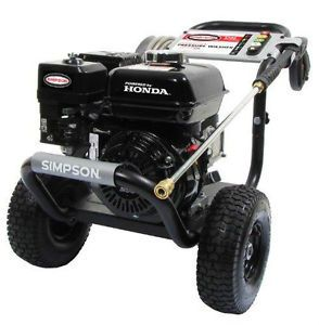 Simpson PS3228 PowerShot 3200 PSI Gas Pressure Washer Honda Engine Brand New