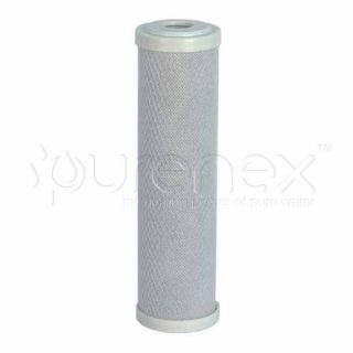 "10"" Block Carbon Filter Replacement Cartridge"