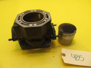 Arctic Cat ZR Ext 580 Motor Engine Cylinder and Piston Single Port 485 3004 065