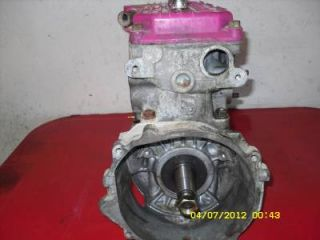 Polaris XLT XCR SP Motor Engine 580 600 Crank Crankshaft Block