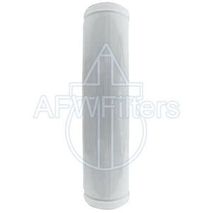 "4 5"" x 20"" GAC Granulated Carbon Filter Replacement Cartridge High Flow"