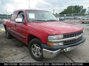 02 Silverado 1500 Engine 5 3L Vin T or Vin Z 8th Digit 108210
