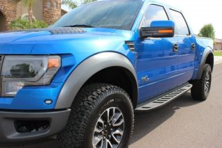 Ford F150 Raptor 4x4 Crew Cab SVT Truck 6 2 V8 Nav Pristine No Issues We Finance