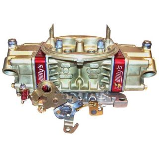 New Willy's GM 604 Gas Crate Engine Motor Carburetor