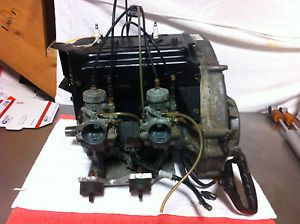 1997 Polaris Indy Trail 488 Fan Motor Engine