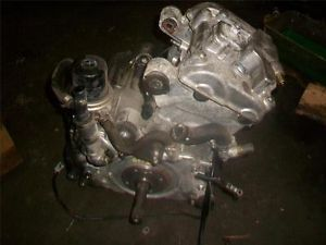02 Honda Silverwing FSC 600 Engine Motor Runs Great