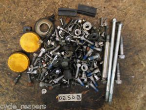 00 01 02 03 Suzuki GSXR 600 750 Engine Rebuild Bolt Kit