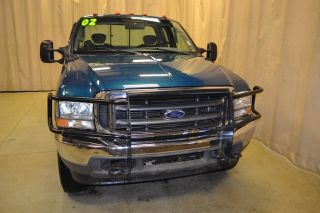 2002 Ford Super Duty F 350 Long Bed Diesel XLT 4x4 Rust Free