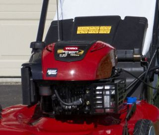Toro 22in Recycler Personal Pace Lawn Mower 190cc 20332 Self Propelled