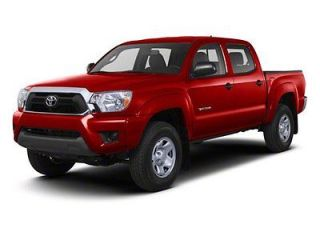 Toyota Tacoma Base Crew Cab Pickup 4 Door
