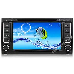 Car DVD GPS Navi Autoradio Headunit for VW Touareg T5 Multivan Transporter