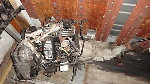 Ford 2 3 Turbo Engine 88 Turbo Coupe Engine T 5 Manual Transmission