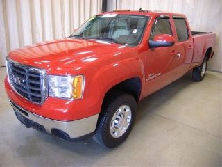 GMC Sierra 3500 SLT Crew Cab Long Bed Diesel Loaded 4x4