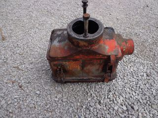 Ford Tractor 601 801 Diesel Engine Air Breather w Strap