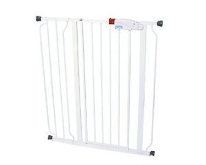 Walk thru Baby Pet Safety Safe Extra Tall Gate Door