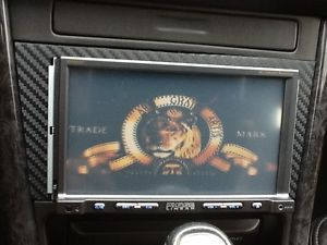 Audiovox UV8020 7 inch Double DIN Car DVD Player