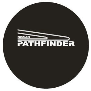 "New Nissan Pathfinder Spare Tire Cover Vinyl 30"" Ni 1"