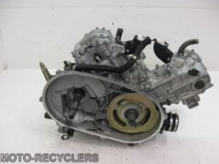 07 KFX700 KFX 700 V Force Engine Motor Complete 4