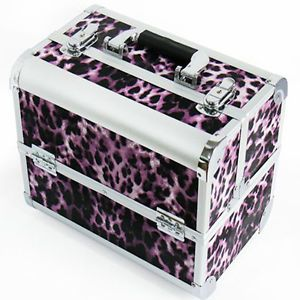 Large Big Beauty Makeup Cosmetic Bag Nail Tech Case Box