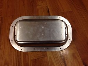 Aluminum Popup Air Ceiling Vent Horse Dog Trailer Box Exterior Parts RV Gasket