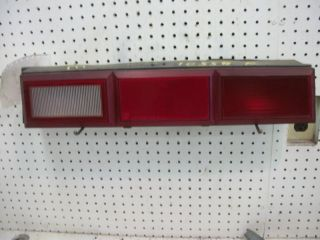Tail Light Lamp Taillight Taillamp Dodge Aries Passenger Side 81 82 83 Right RH