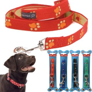 120cm Collar Dog Pet Puppy Training Walk Lead Rope Leash Harness Safety Belt