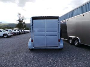 2011 Calico Two Horse Trailer