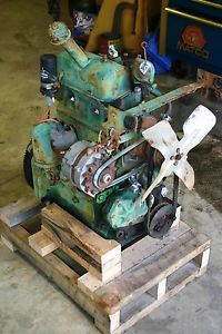 John Deere Dubuque Two Cylinder Engine 40 420 430 440