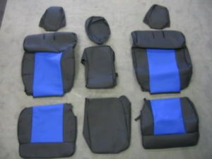 2004 2008 Ford F150 Supercrew Crew Cab Front Seat Covers