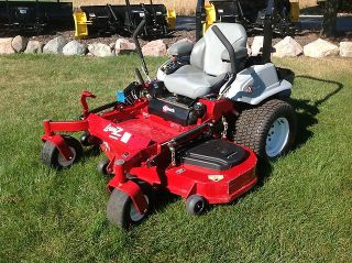 "2009 Exmark Lazer Z Advantage 60"" Zero Turn Riding Lawn Mower"