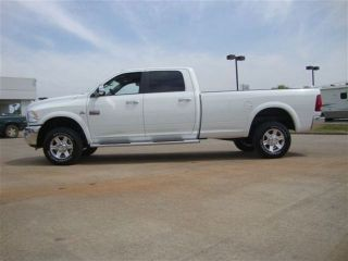 New 2012 Dodge RAM 2500 Laramie Crew Cab 4x4 Manual Long Bed L K Free SHIP