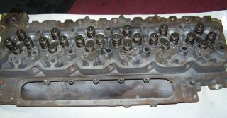 Dodge RAM 627 Cylinder Head 24V 5 9L Cummins Diesel Engine