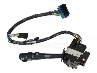 Turn Signal Lever Multi Function Cruise Control Wiper Dimmer Switch for Impala