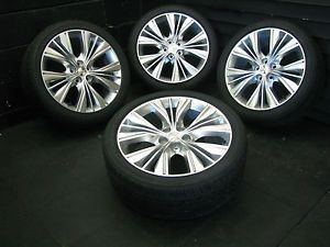 "20"" Painted 2014 Chevy Impala Wheels Factory Chevrolet Rims Tires"