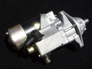 Brand New Nippodenso Engine Starter Motor Fits Ford 6 9 7 3 Liter Diesel Only