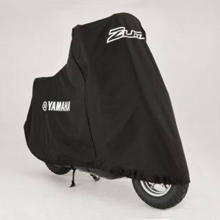 Yamaha Zuma Scooter Full Cover Black 2009 2012 09 12