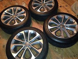 "2013 Honda Accord 18"" inch Wheels Rims Alloy Michelin Primacy MXM4 Tires"