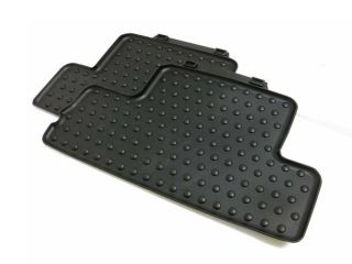 Mini Cooper Clubman Rear Rubber All Weather Floor Mats New